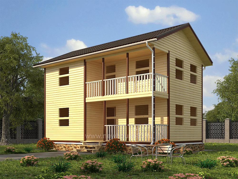 Строительство домов из бруса проекты цена