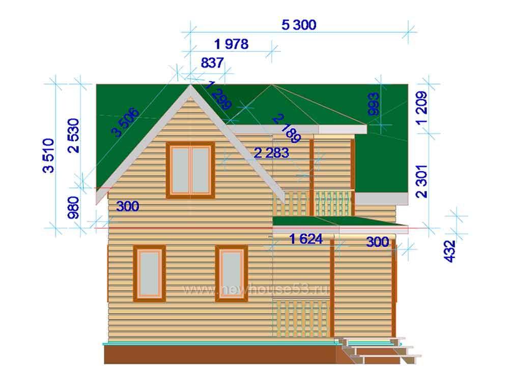 Купить каркасные дома под ключ недорого цены