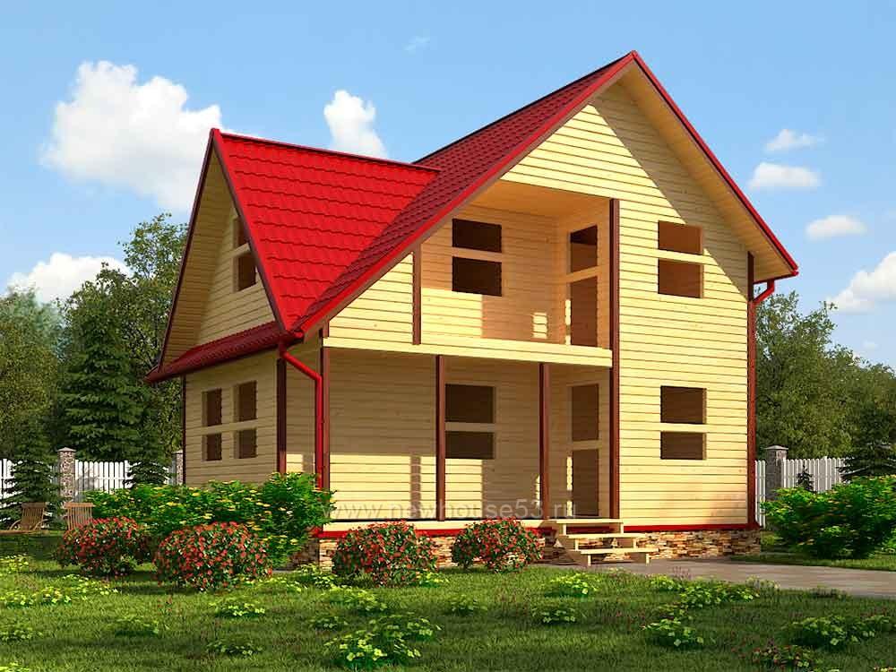 Недорогие каркасные дома проекты фото и цены