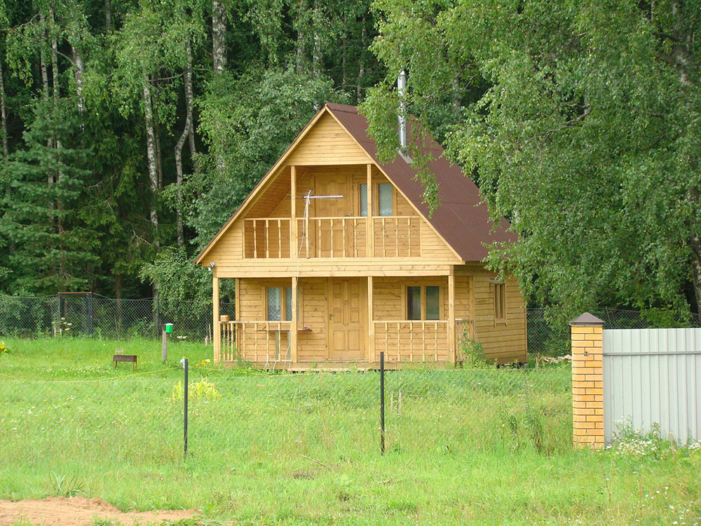 Купили участок для дачи в Московской области. С чего начать?