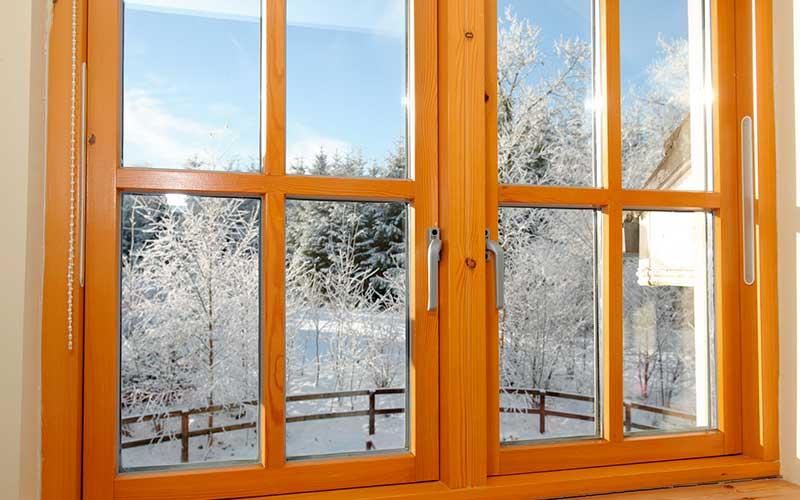 Окна и двери из дерева