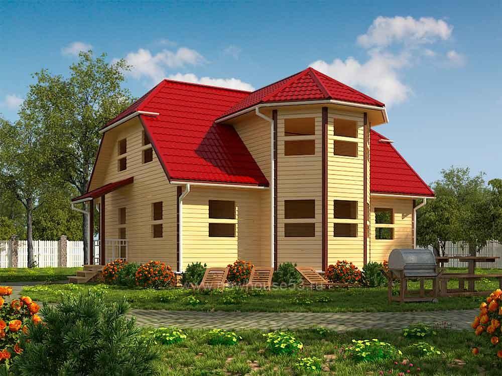 Строительство каркасных домов под ключ цена