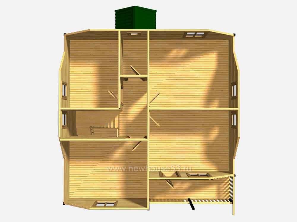 Заказать строительство каркасного дома