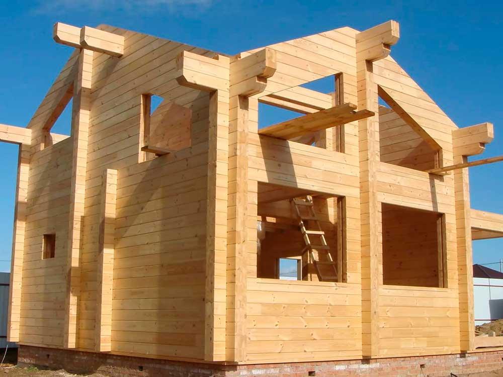 Строительная компания каркасные дома