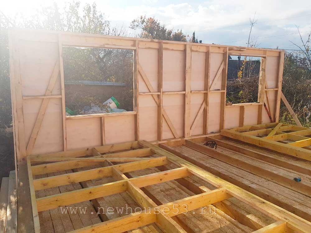 построить каркасный дом Севастополь